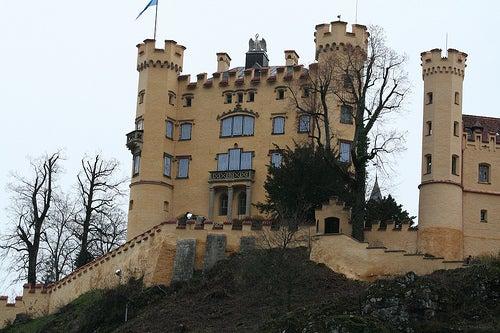 Castillo de Hohenschwangau 4