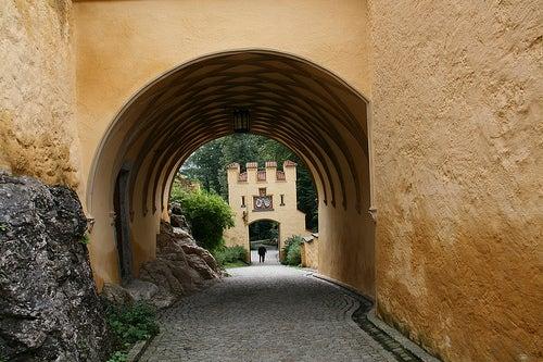 Castillo de Hohenschwangau 5