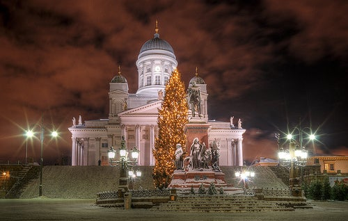 La Espectacular Catedral De Helsinki En Finlandia Vuelos Baratos