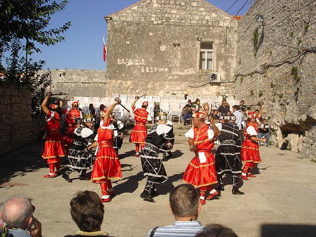 Folklore de Korčula