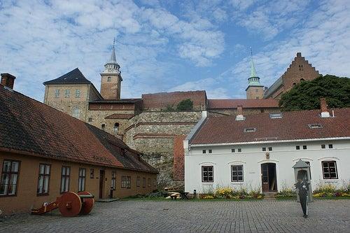 Fortaleza Akershus 5