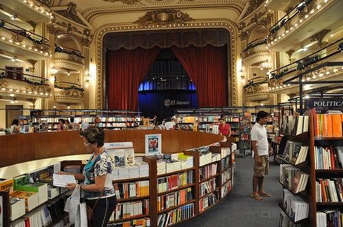 Ateneo Grand Splendid en Argentina 3