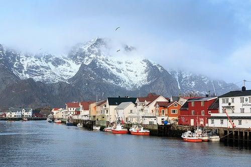 Islas Lofoten en Noruega 2