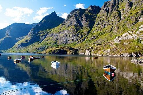 Islas Lofoten en Noruega 5
