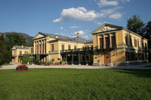 Kaiservilla en Austria, la Villa Imperial donde la famosa Sissi conoció al emperador