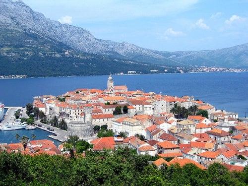 La isla de Korčula en Croacia, un hechizo para los sentidos