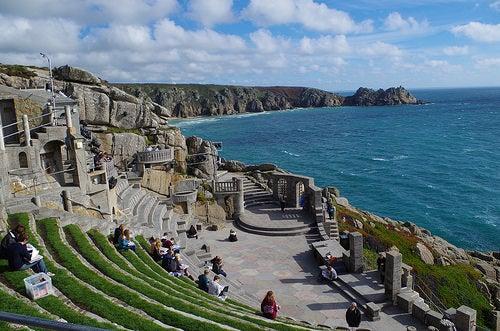 Minack, el encanto de uno de los teatros más hermosos del mundo