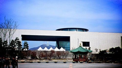 Recorramos el fantástico Museo Nacional de Corea en Seúl
