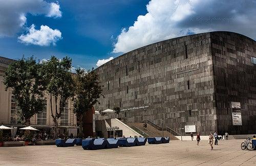 Museumsquartier en Viena 4