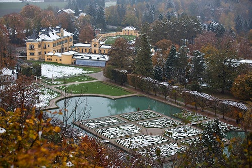 Palacio Hellbrunn 2