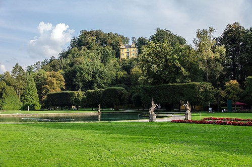Palacio Hellbrunn 5