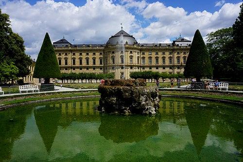 El Palacio de Würzburgo en Alemania, toda una joya Patrimonio de la Humanidad