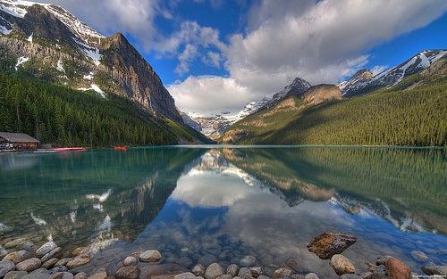 La espectacular experiencia de conocer el Parque Nacional Banff