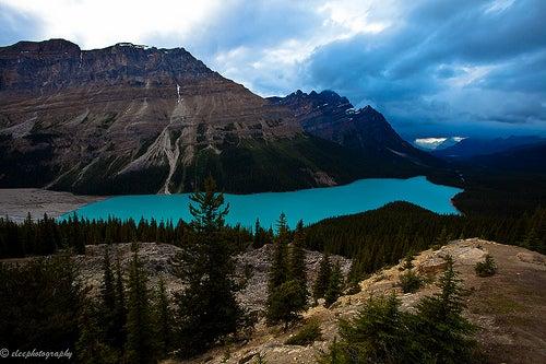 Parque Nacional Banff 4