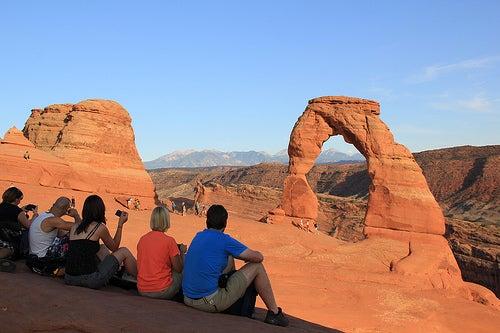 Parque Nacional de los Arcos 4