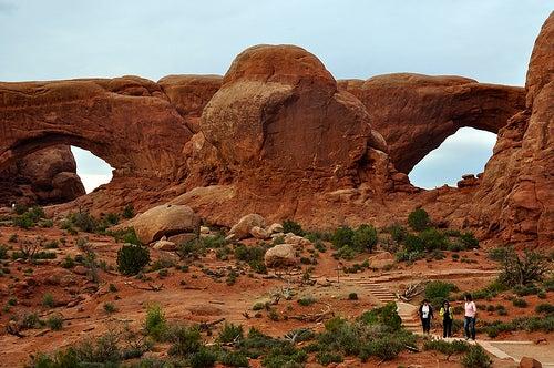 Parque Nacional de los Arcos 6