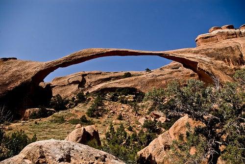 Parque Nacional de los Arcos 7