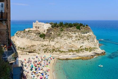 Marina Dell´Isola, una de las playas más hermosas de Italia