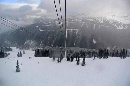 Whistler en Canadá