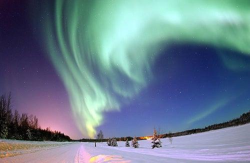 Los mejores lugares para contemplar la aurora boreal