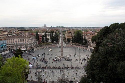 Recorremos el Campo Marzio, uno de los barrios más populares de Roma
