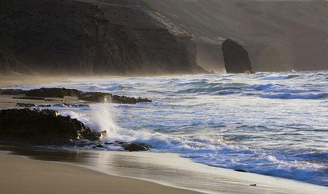 Cofete, una de las mejores playas de españa