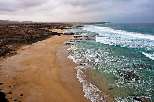 el Cotillo, una de las mejores playas de españa