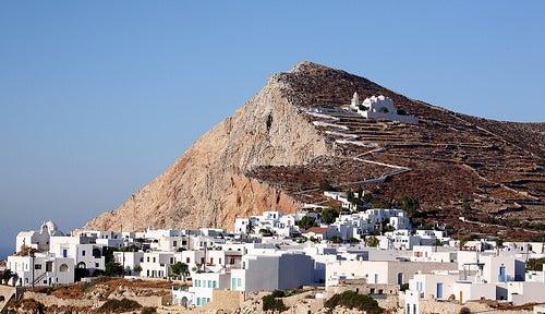 """Visita Folégandros, """"la Isla de la Paz"""" en Grecia, todo un lugar para relajarte"""
