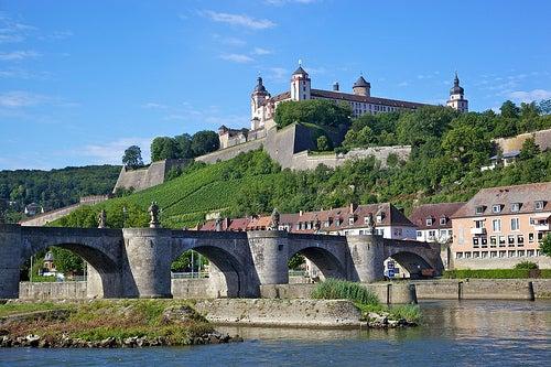 La fortaleza de Marienberg, un lugar perdido en el tiempo