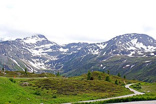 montañas de Suiza 2