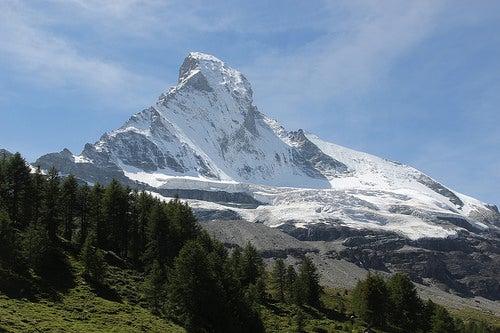 montañas de Suiza 3