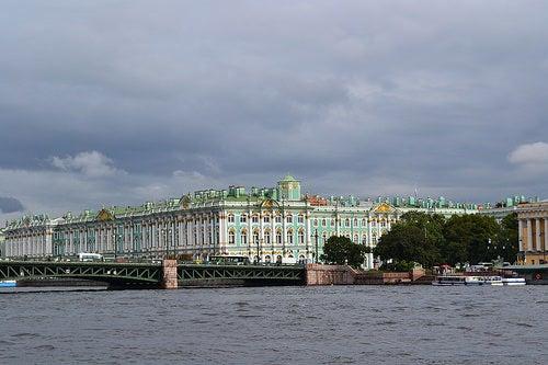 El Museo del Hermitage, uno de los mejores del planeta