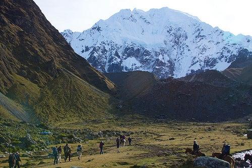 El espectacular y emocionante sendero Salkantay