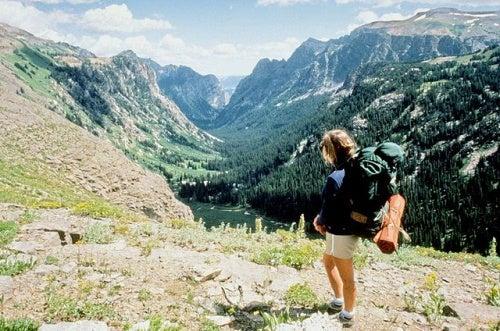 Viaja por el mundo solo con una mochila