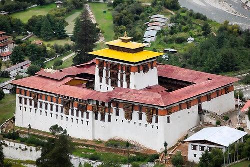 Grandiosos templos de Bután 3