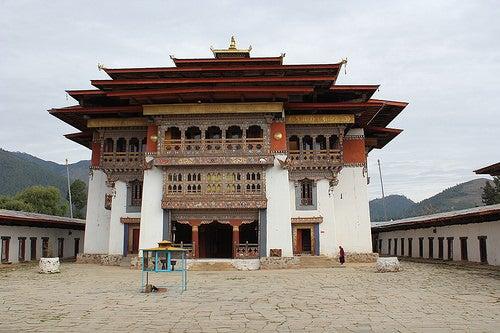 Grandiosos templos de Bután 5