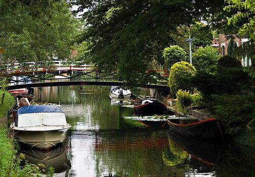 Enkhuizen, la ciudad más romántica de Holanda