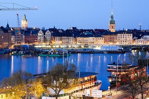 Deleitémonos con el encanto de Estocolmo en Suecia