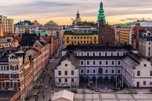 Estocolmo en Suecia 2