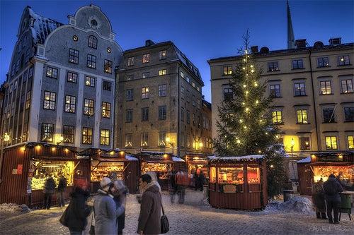 Estocolmo en Suecia