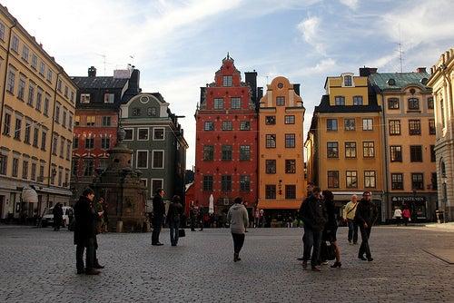 Estocolmo en Suecia 5