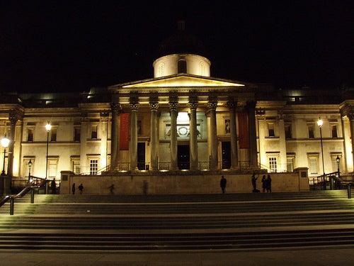 Galería Nacional, uno de los lugares más visitados de Londres