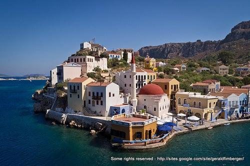 Kastellorizo, una isla de Grecia que te encantará