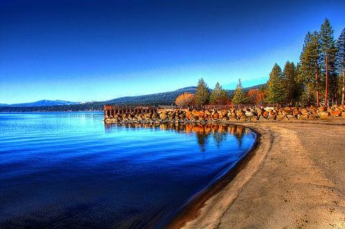 Lago Tahoe 3
