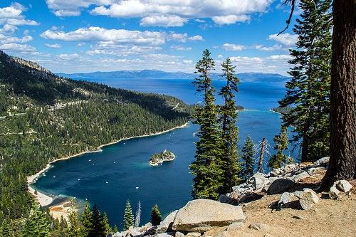 Lago Tahoe 4
