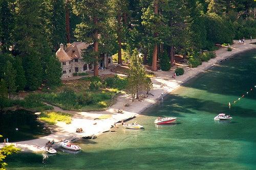 Lago Tahoe 5