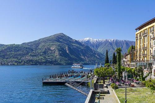 El Lago de Como, uno de los grandiosos destinos de Italia