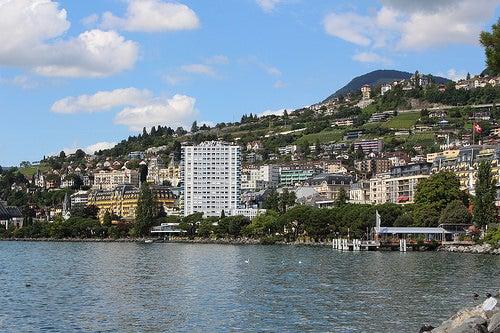 La fantástica Montreux, una de las hermosas ciudades de Suiza