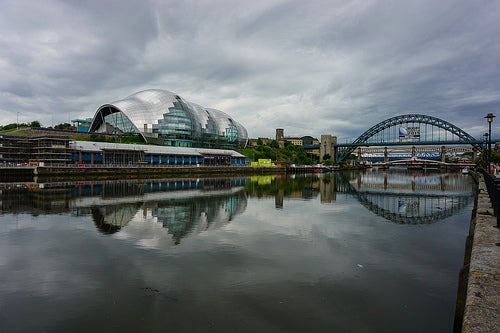 Newcastle y Gateshead 2