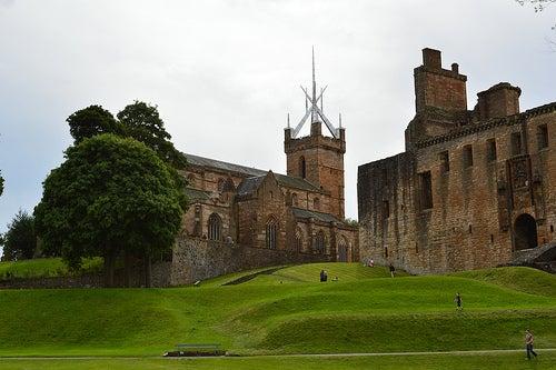 Un emocionante viaje al pasado en el Palacio de Linlithgow